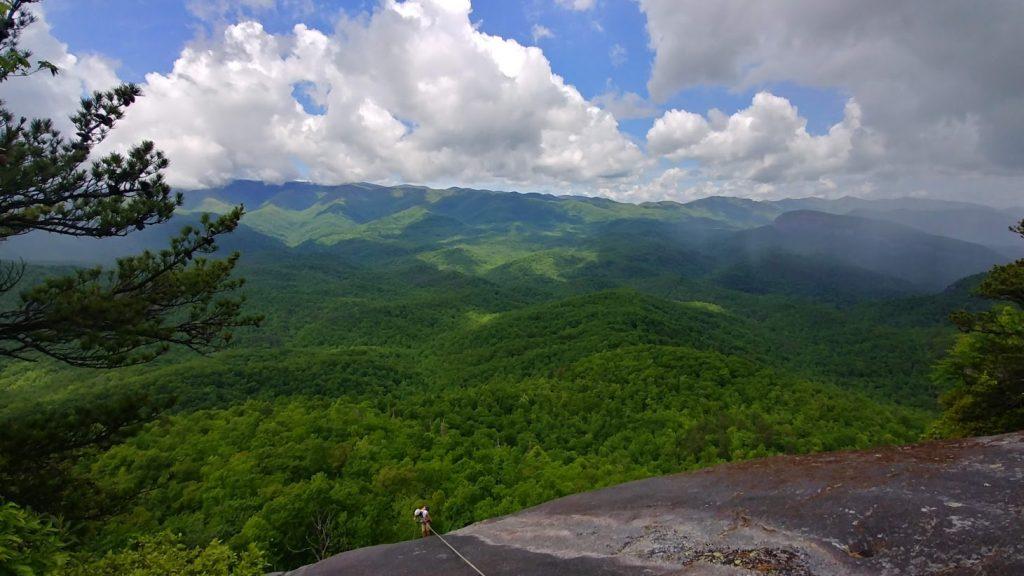 Rock Climbing Asheville