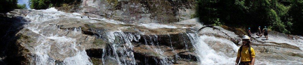 Canyoneering guides