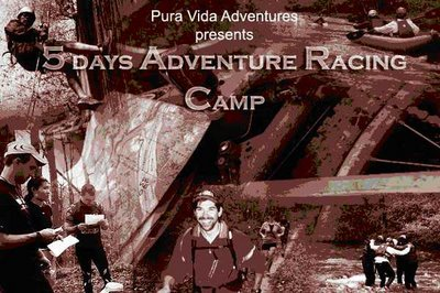 Adventure Racing Camps Asheville