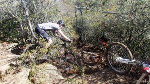Guided Mountain Biking North Carolina