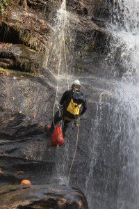 Asheville Canyoneering